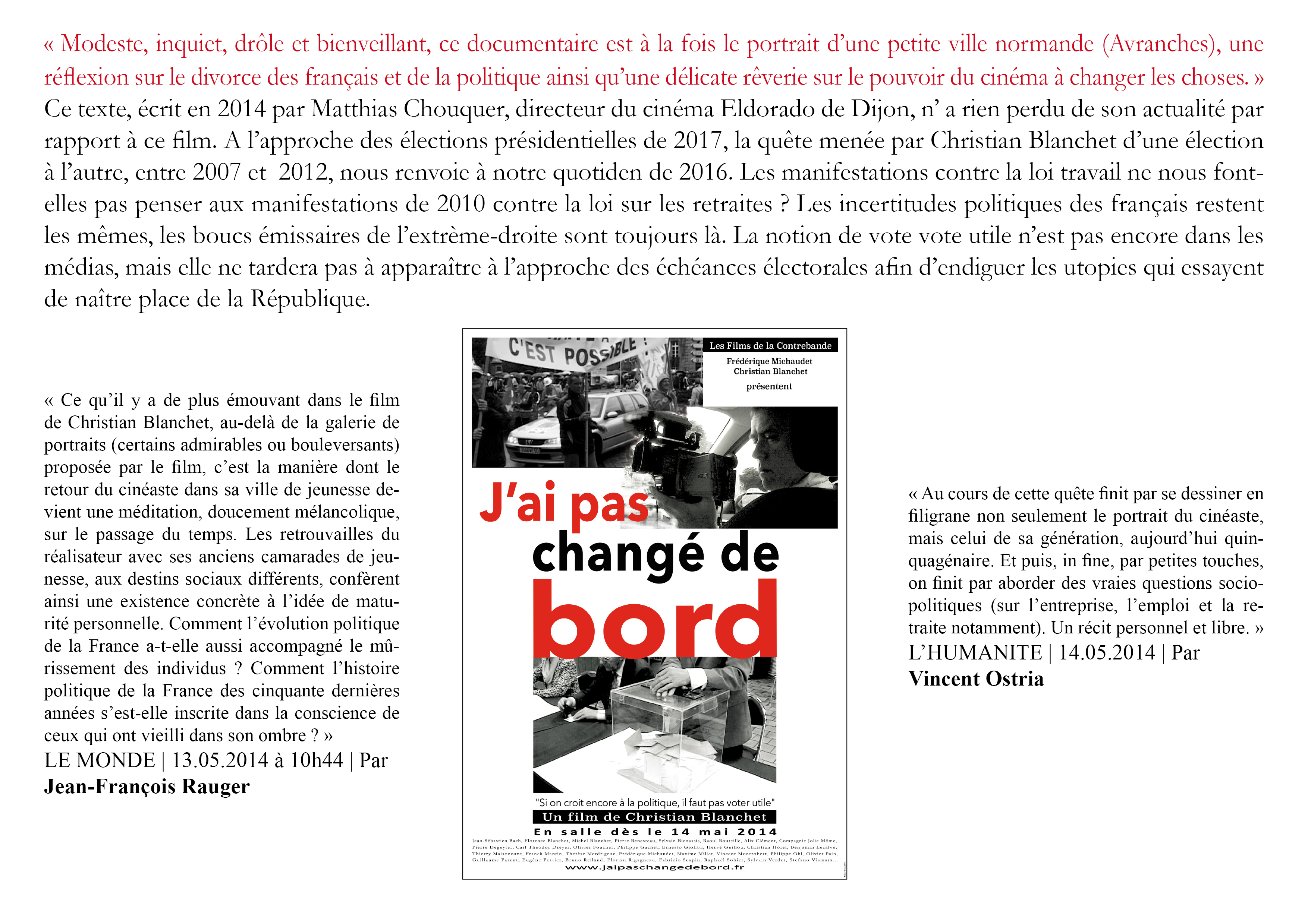 BLOG PAGE ACCUEIL 16 avril 2016